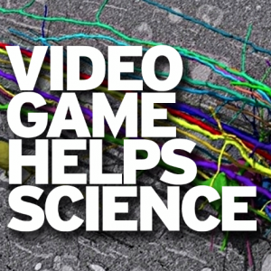 Video Game Helps Science