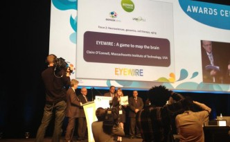 eyewire at world life sciences forum
