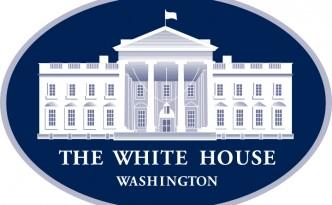 white house logo again