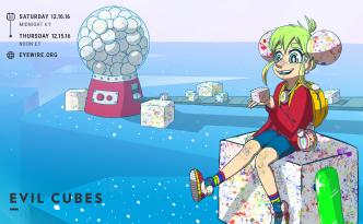 Candyworld, Eyewire, citizen science